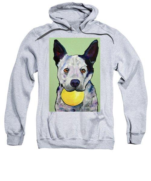 Yellow Ball Sweatshirt