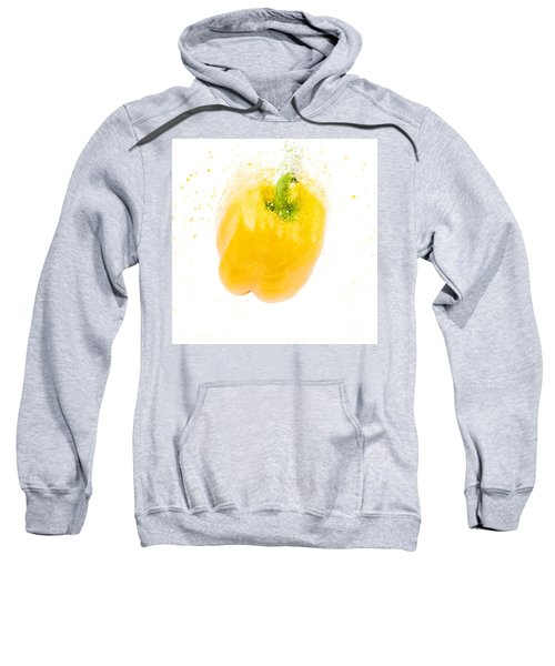 Yellow Bell Pepper  Sweatshirt