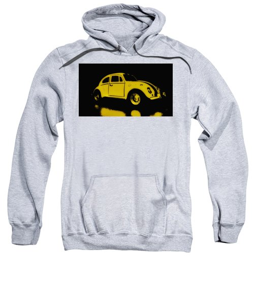 Yellow Bug Sweatshirt
