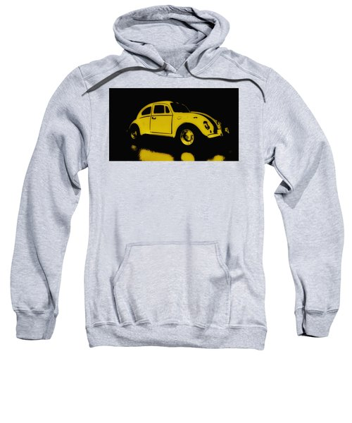 Yellow Bug Sweatshirt
