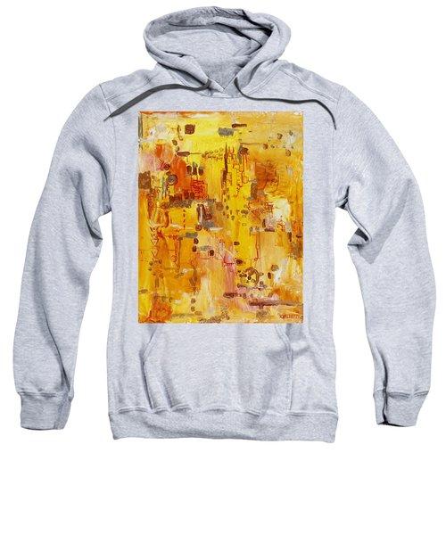 Yellow Conundrum Sweatshirt