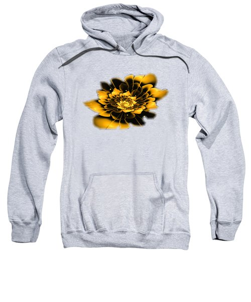 Yellow Flower Sweatshirt