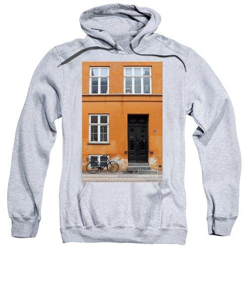 The Orange House Copenhagen Denmark Sweatshirt