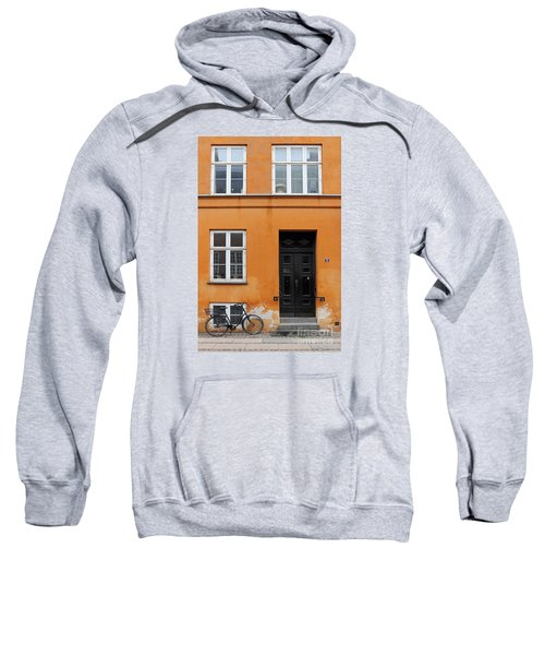 The Orange House Copenhagen Denmark Sweatshirt