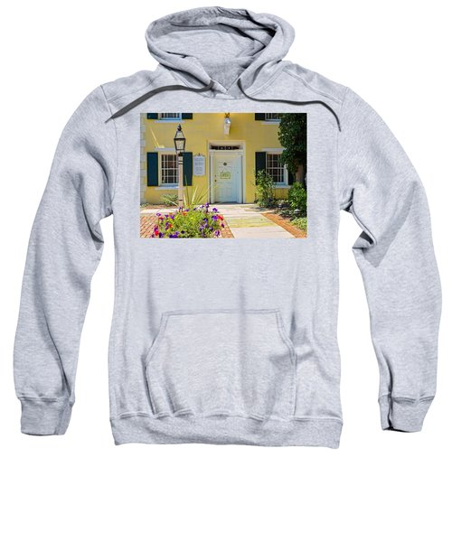 Yellow House In Kingston Sweatshirt