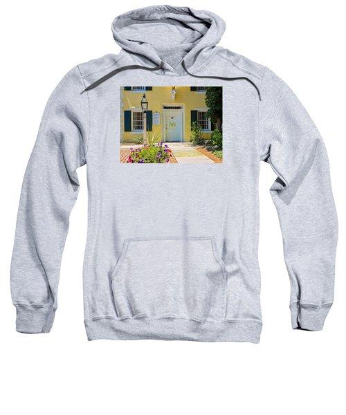 Yellow House In Kingston Sweatshirt