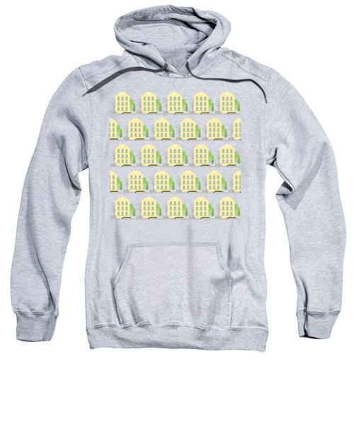 Yellow Houses Sweatshirt