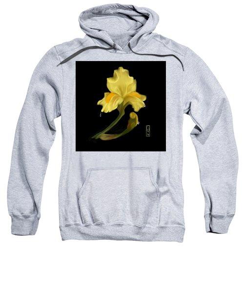 Yellow Iris Sweatshirt