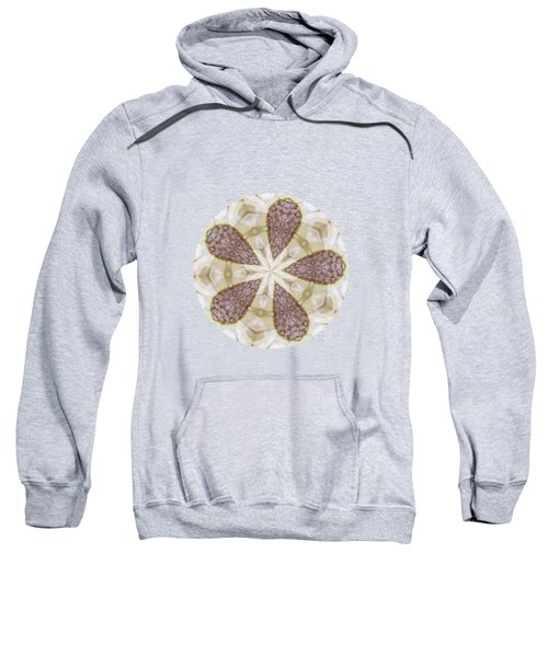 Yellow Star Thistle Sweatshirt
