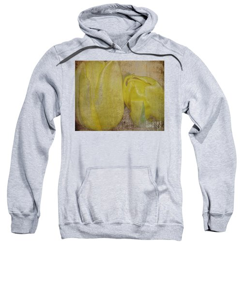 Yellow Strands Sweatshirt