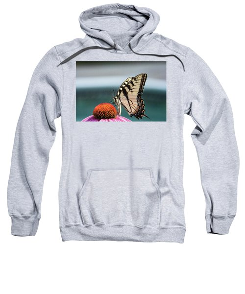 Yellow Swallowtail II Sweatshirt