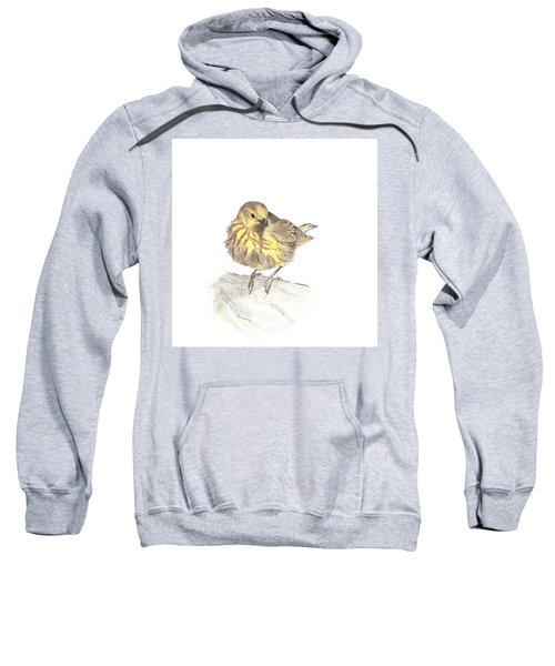 Yellow Warbler Sweatshirt