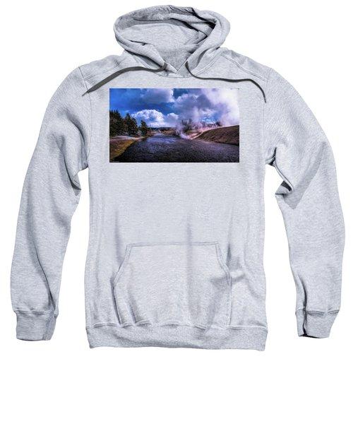 Yellowstone River Sweatshirt