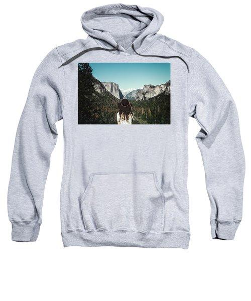Yosemite Awe Sweatshirt