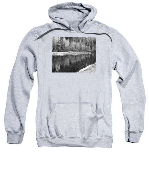 Sweatshirt featuring the photograph Yosemite  by Lora Lee Chapman