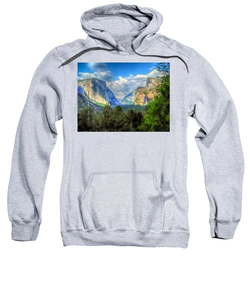 Yosemite Valley Sweatshirt