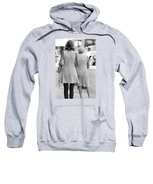 Young And Old Sweatshirt
