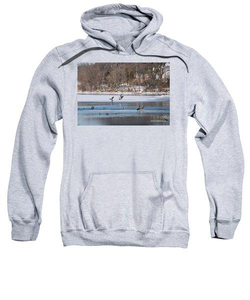 Young Eaglets Dance Sweatshirt