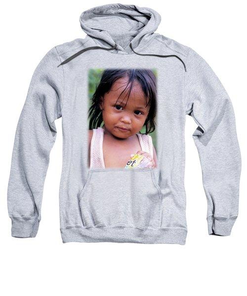 Young Filippino Lady Sweatshirt