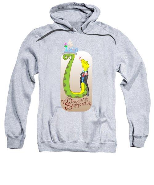 Your Obedient Serpent Sweatshirt