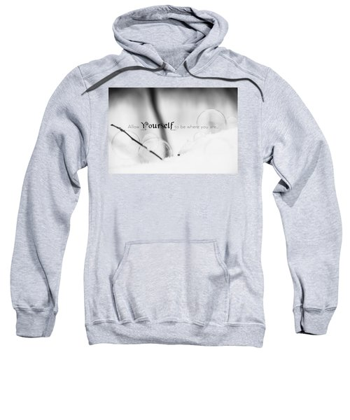 Yourself Sweatshirt