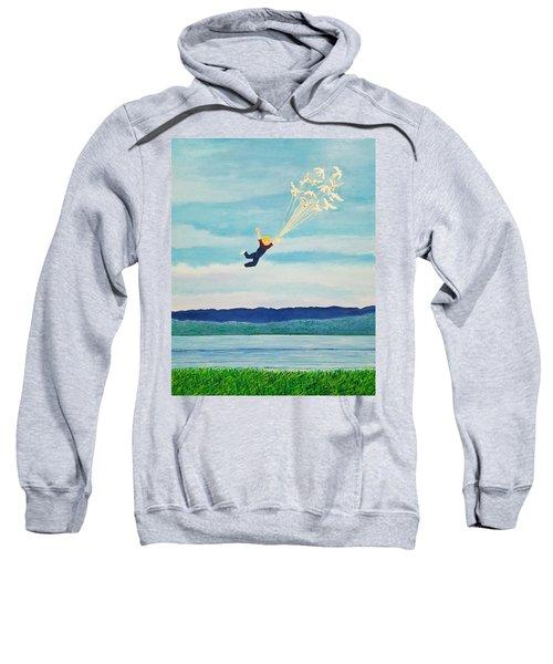 Youth Is Fleeting Sweatshirt