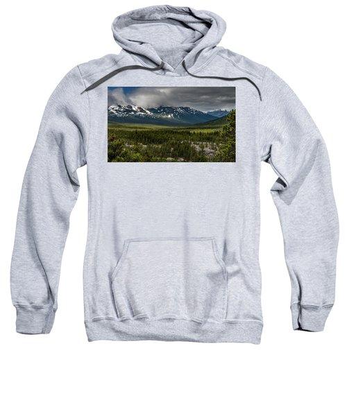 Yukon Wilderness Sweatshirt