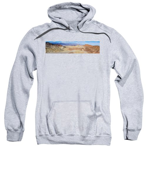 Zabriski Point Panoramic Sweatshirt