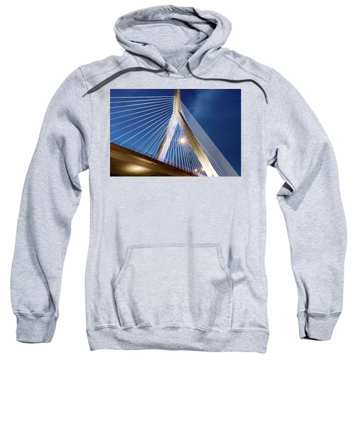 Zakim Bridge Upclose Sweatshirt