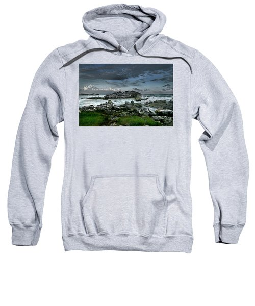 Zamas Beach #14 Sweatshirt