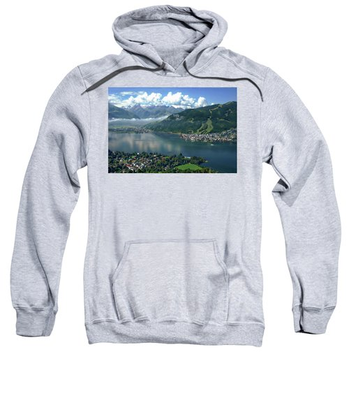 Zell Am See Panorama Sweatshirt