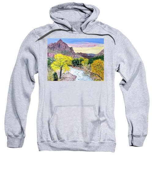 Zion Creek Sweatshirt