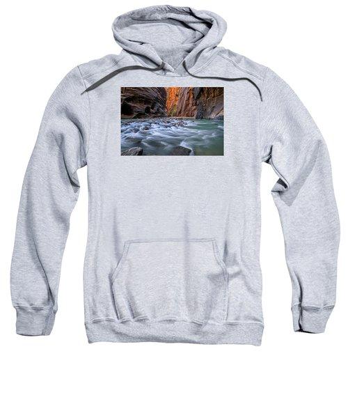 Zion Narrows Sweatshirt