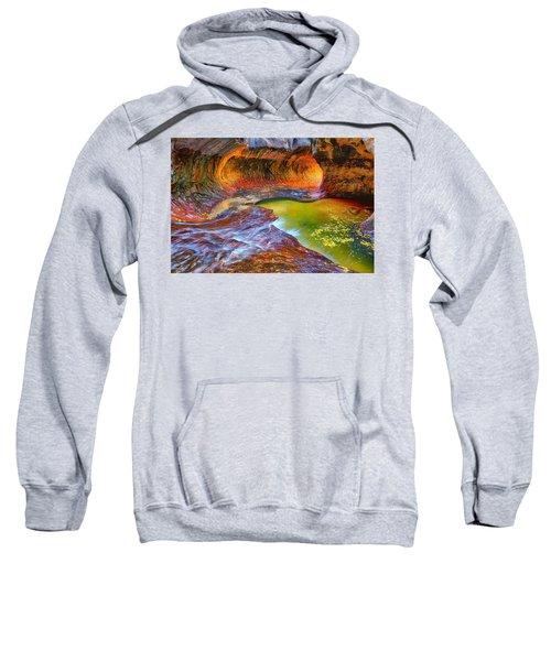 Zion Subway Sweatshirt