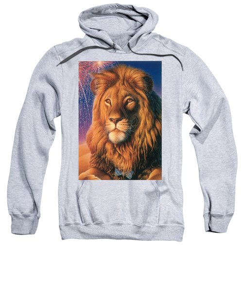 Zoofari Poster The Lion Sweatshirt