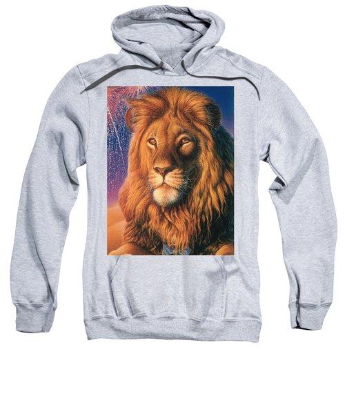 Zoofari Poster The Lion Sweatshirt