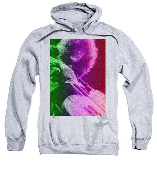 Zoso Violin Bow Sweatshirt