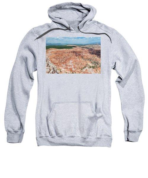 Bryce Canyon Hoodoos Sweatshirt