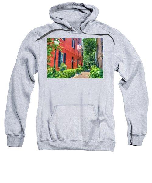 Charleston Sidewalk Sweatshirt
