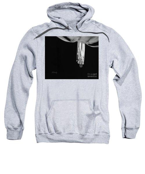 Christmas Cactus Stamen Sweatshirt