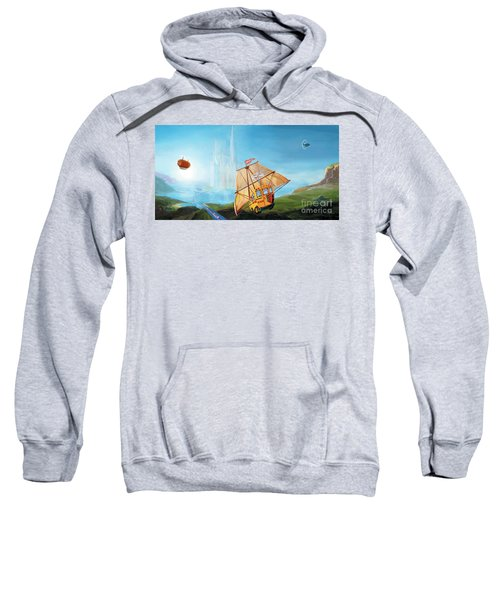 City On The Sea Sweatshirt