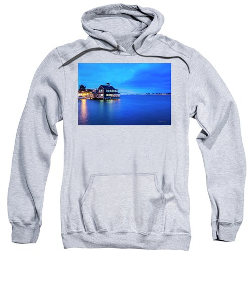 Dinner On The Bay Sweatshirt