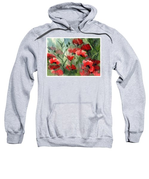 Everything About Poppies Sweatshirt
