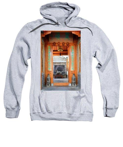 Fangija Hutong Sweatshirt