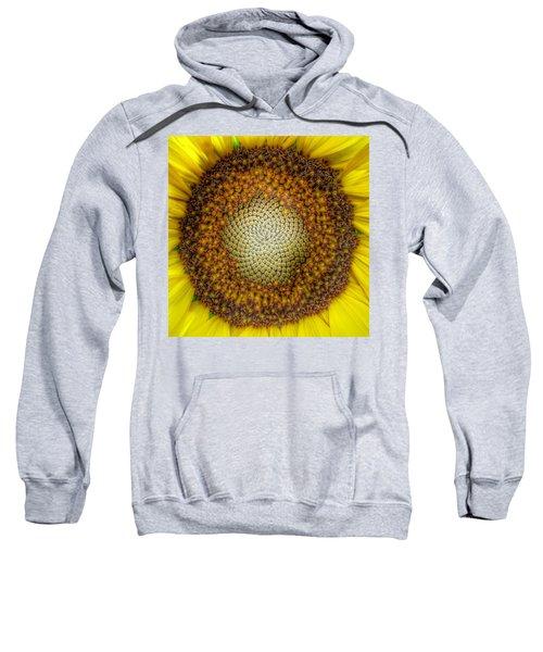 Ghost Sunflower Sweatshirt