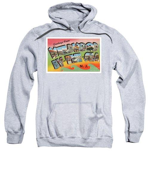 Wildwood Greetings - Version 3 Sweatshirt