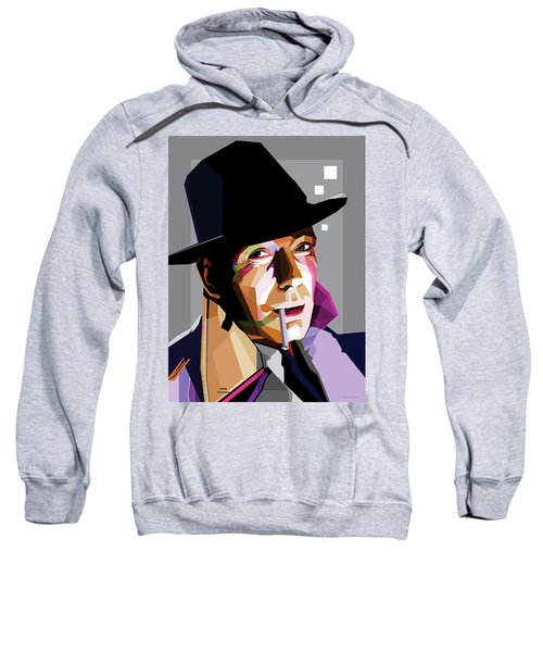 Humphrey Bogart Sweatshirt