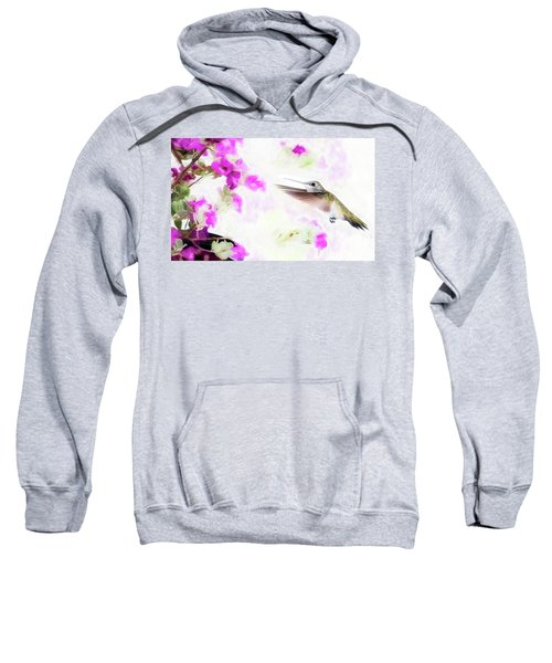 Hungry Hummer Sweatshirt