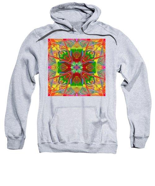 Mandala 12 8 2018 Sweatshirt
