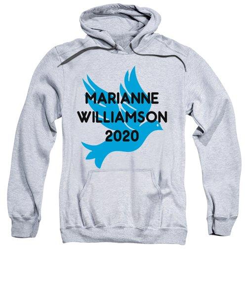Marianne Williamson For President 2020 Sweatshirt
